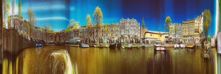 Amsterdams channels